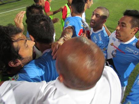 Jugadores Pumas piden apoyo de la Hinchada