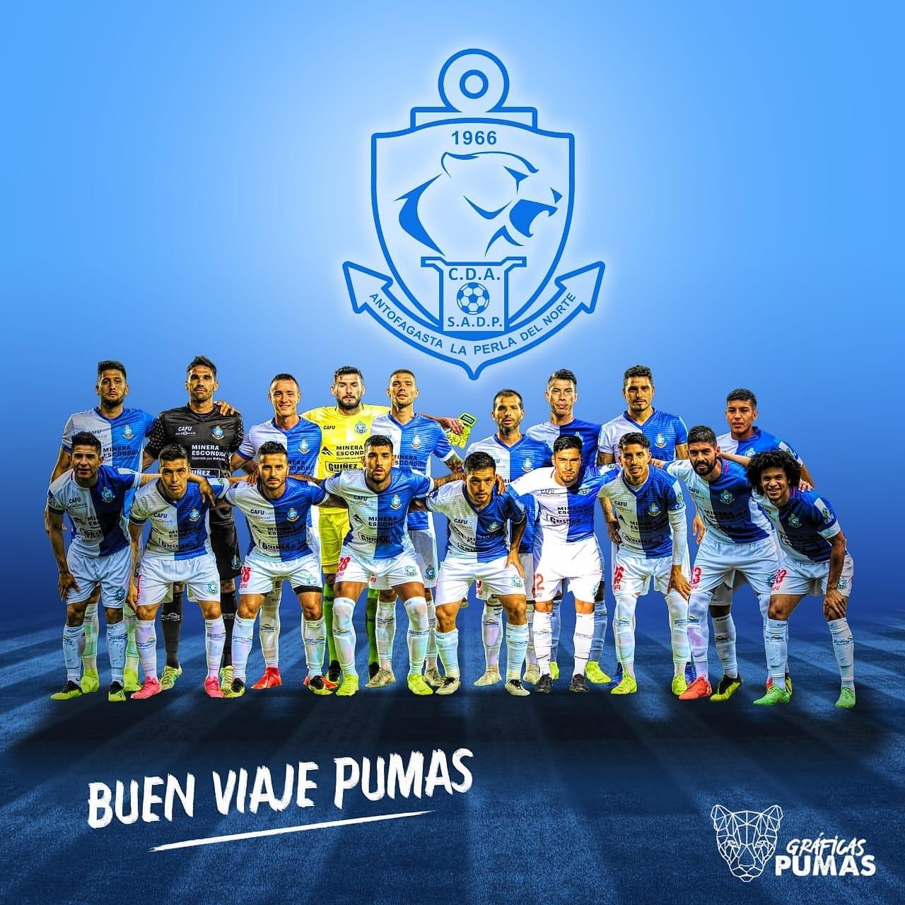 Plantel Puma 2019