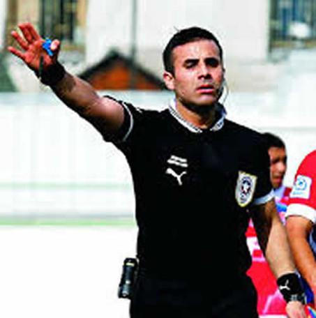 Arbitros Segunda Fecha Clausura 2015-16