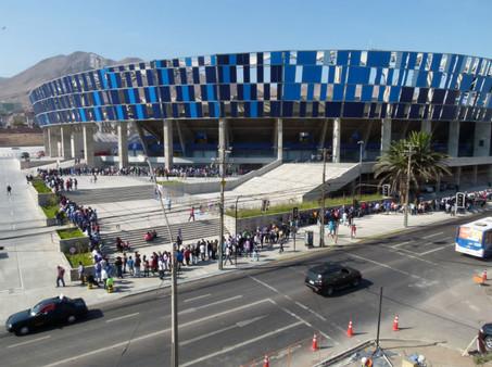 Comenzó la venta de entradas CDA v/s Colo Colo.