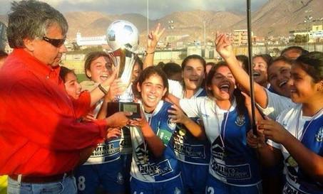 """""""Sueño Olímpico"""" representa al CDA en el fútbol femenino"""