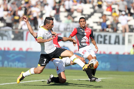 Deportes Antofagasta no fue efectivo y perdio con Colo -Colo.
