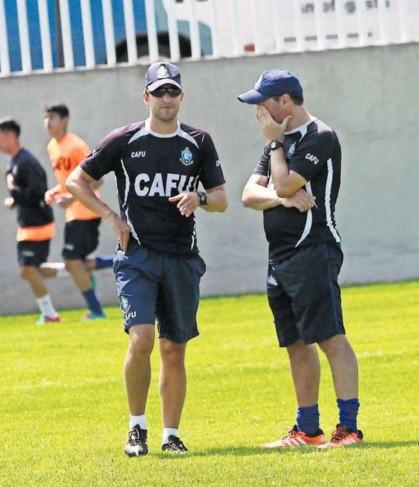 Segundo Refuerzo del CDA estaria Listo para unirse al equipo.