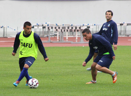 Beñat San Jose define oncena para enfrentar a Huachipato