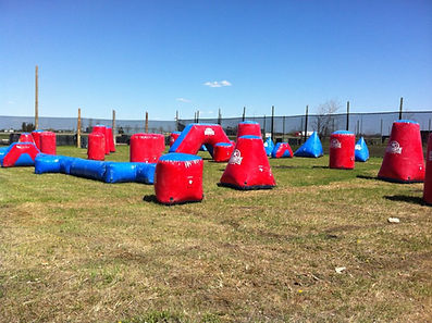 Top of the line speedball arena in Manitoba