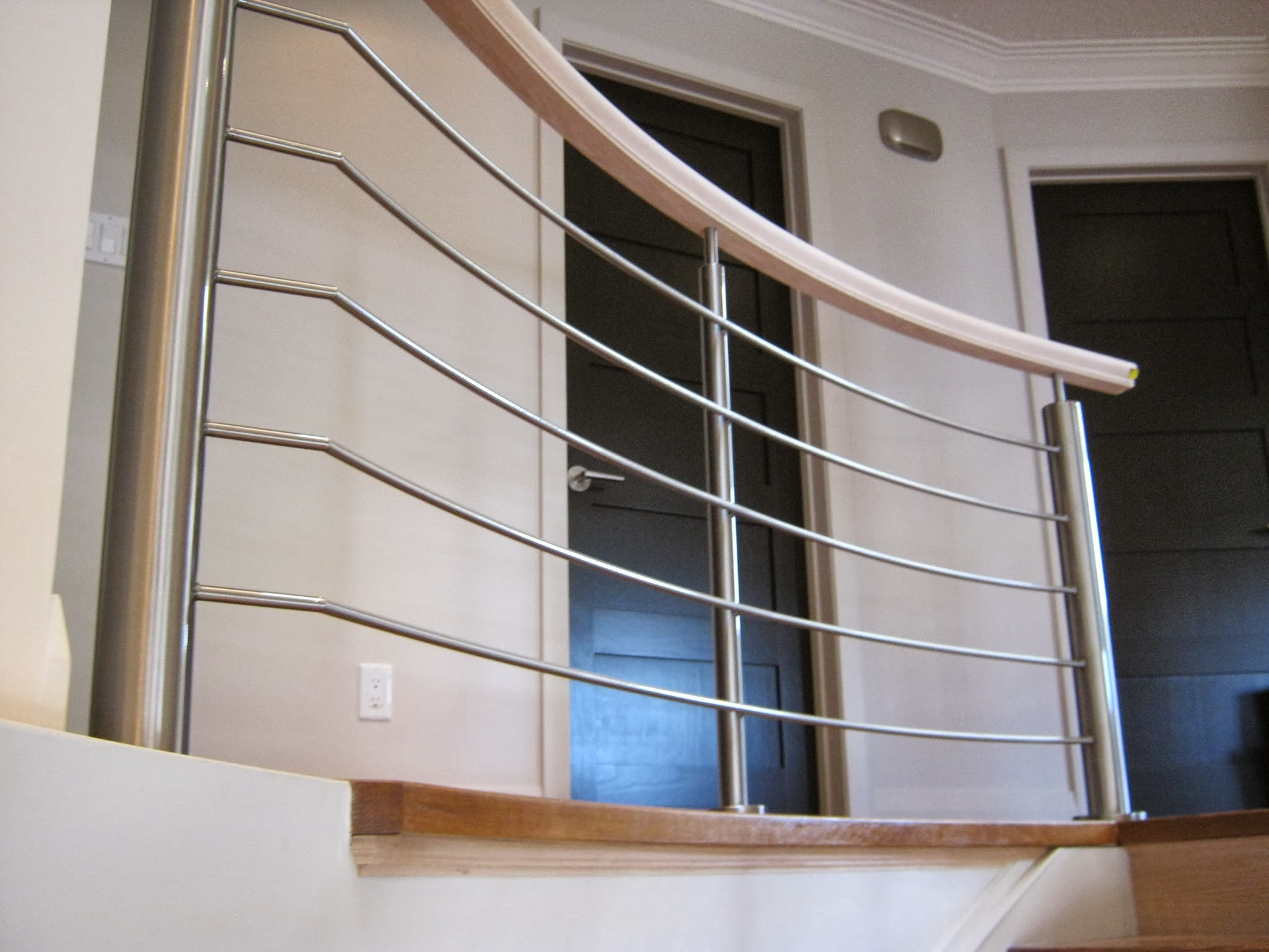 Interior Stainless Railing
