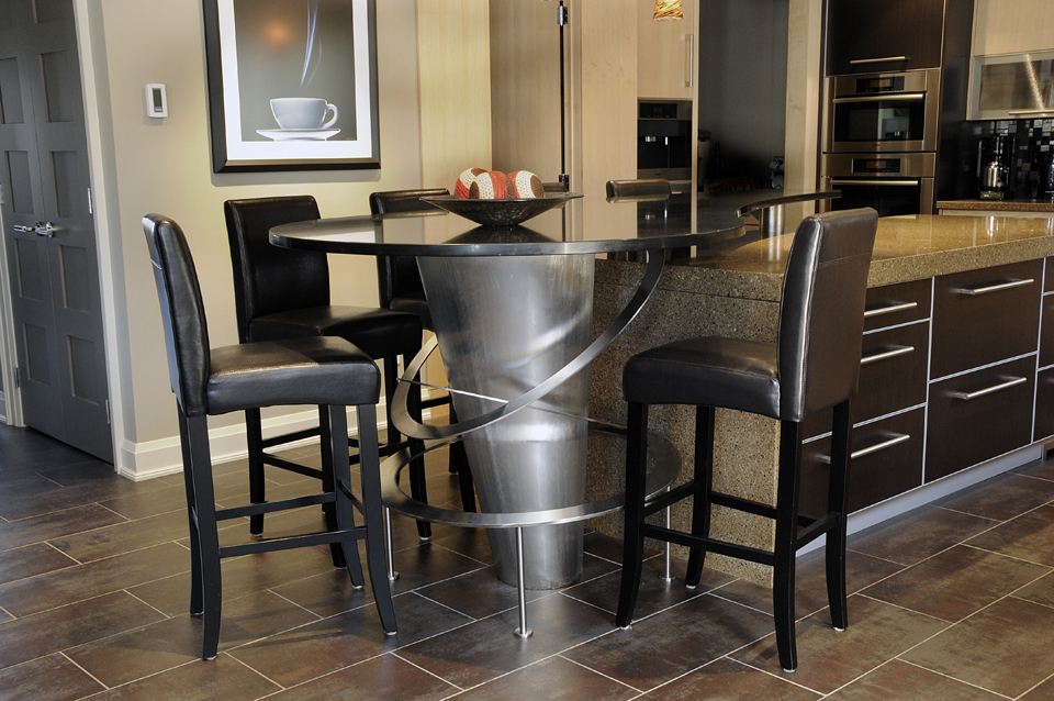 Stainless Custom Table