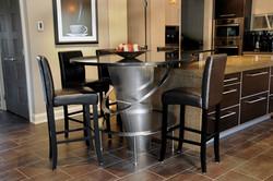Stainless Custom Table