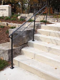 Exterior Simple Handrail