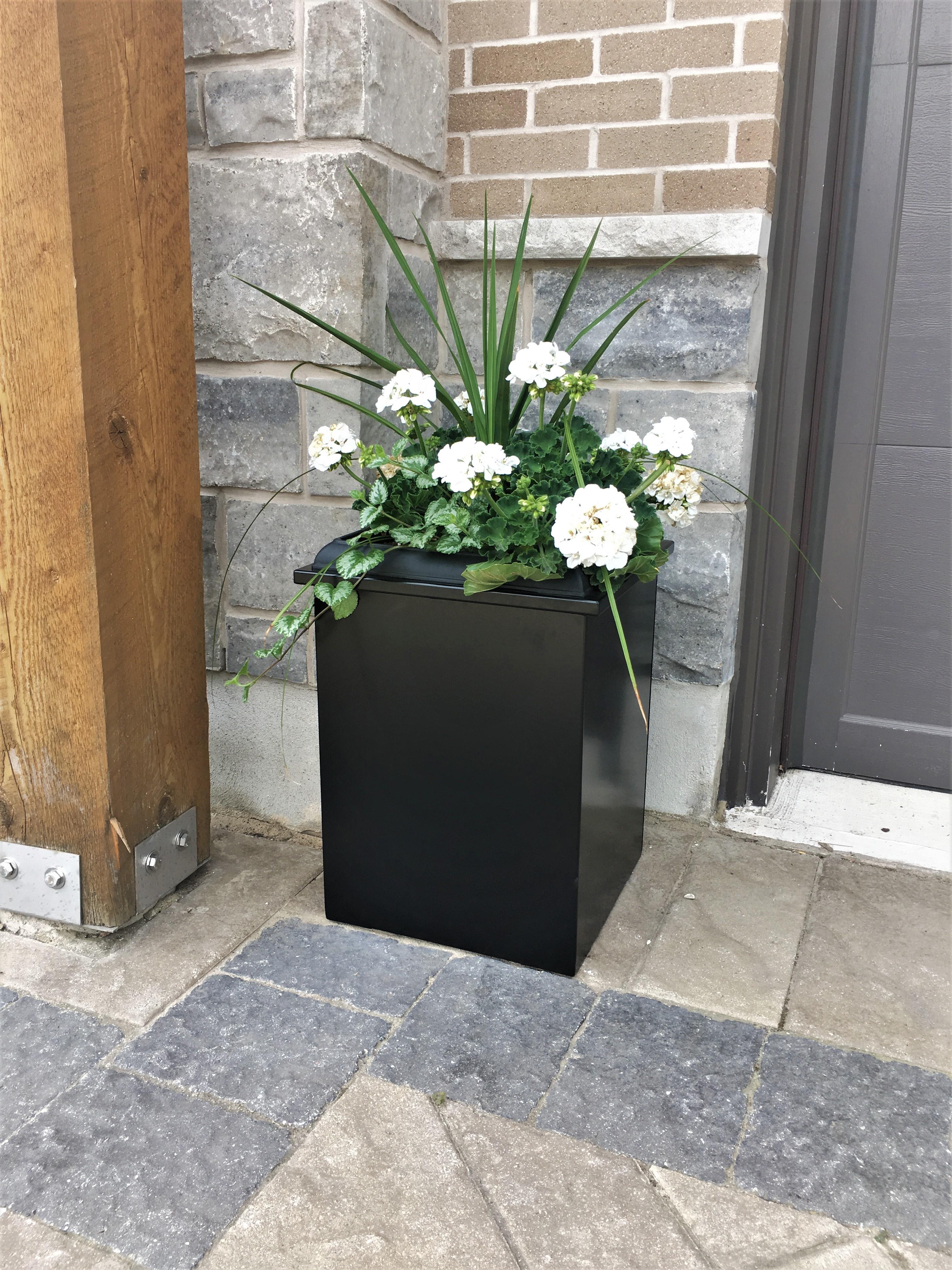 Small Custom Flower Pot