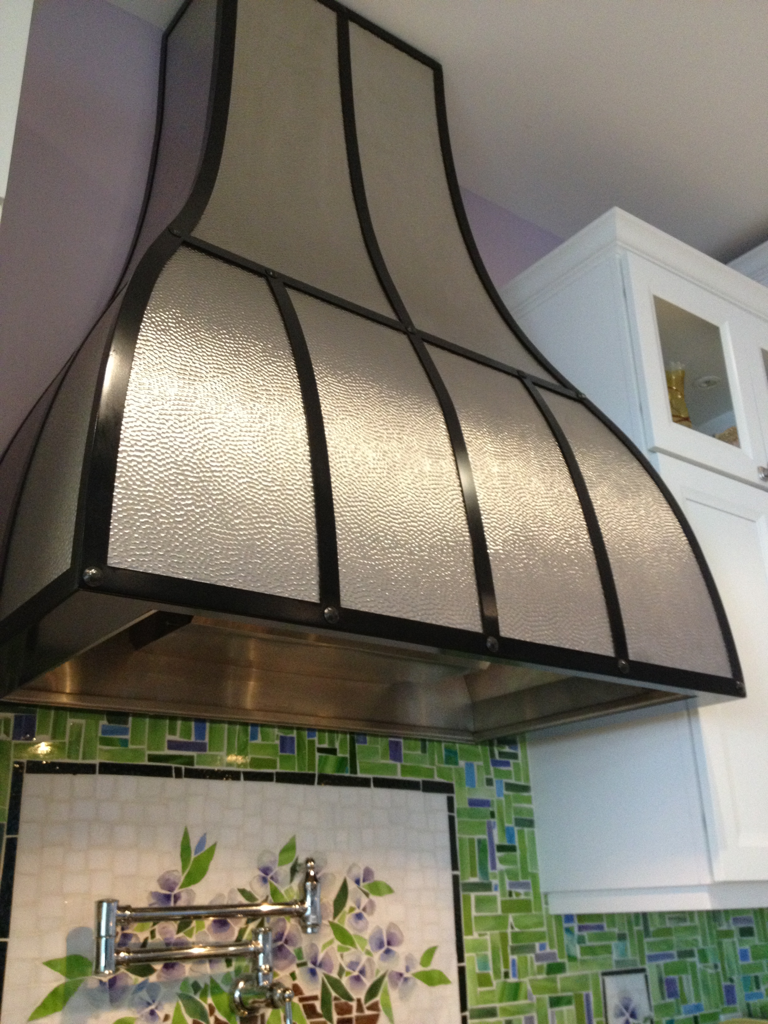 Decorative Hood Fan