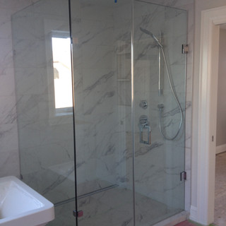Custom Glass Shower