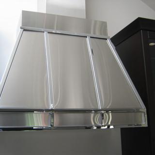 Stainless Steel Hood Fan