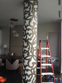 Decorative Metal Wrap