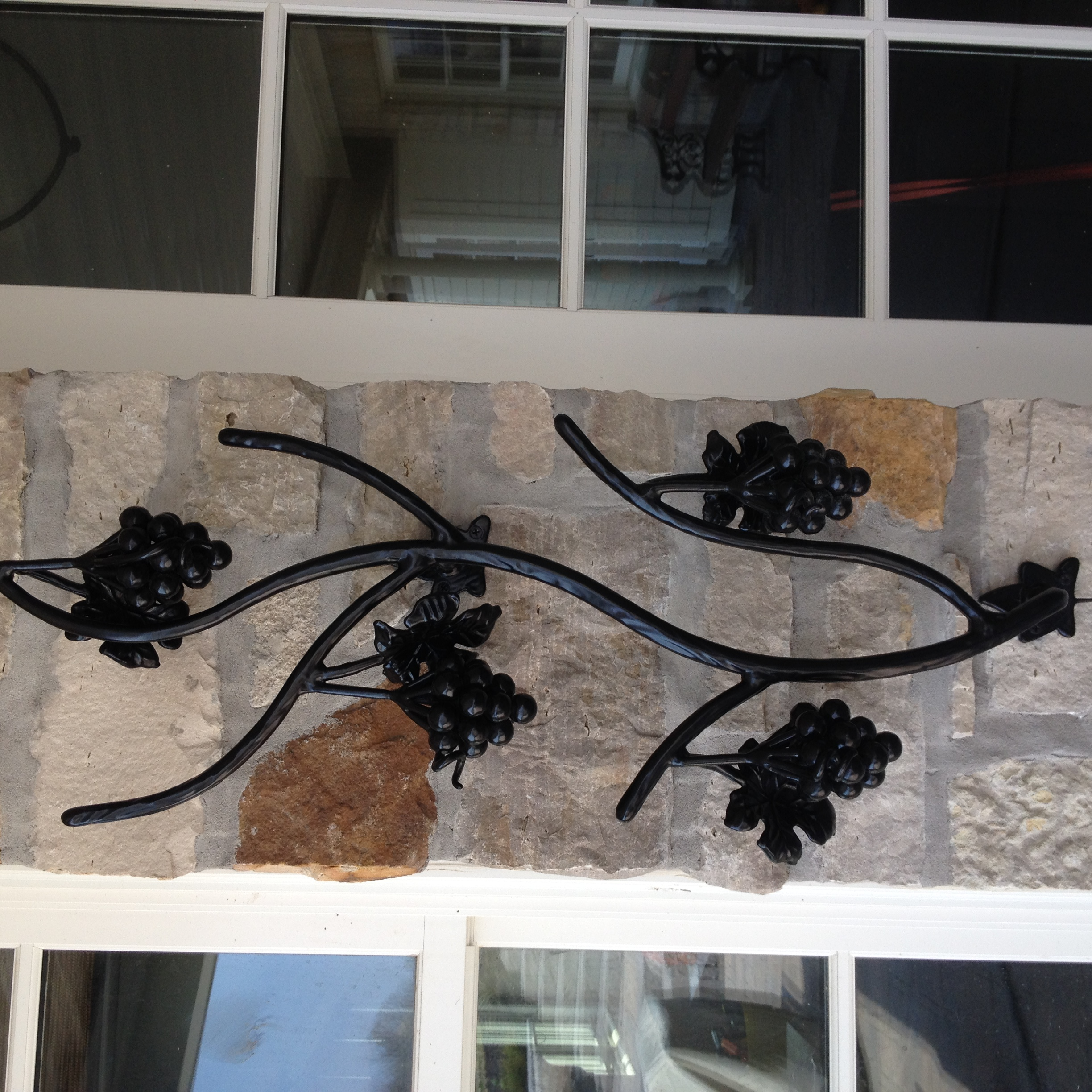 Grape Vine Wall Piece