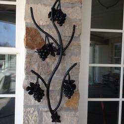 Grape Vine Wall Piece
