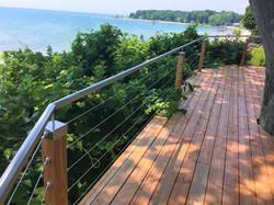 Custom Stainless Handrail