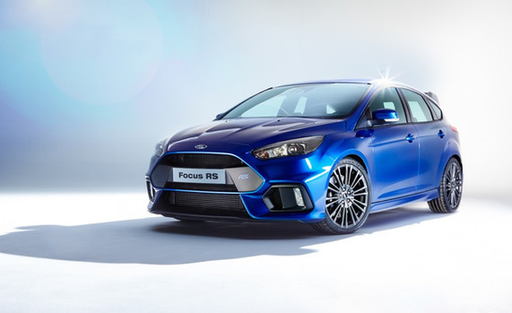 Ford's Focus RS is telling Subaru and Mitsubishi to step off.....