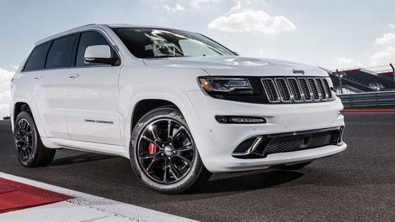 Jeep CEO Confirms Grand Cherokee Hellcat Is Coming in 2017