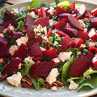 """Beets"" A Nice Salad Treat"