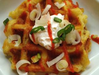 Waffle Maker Potato Latke