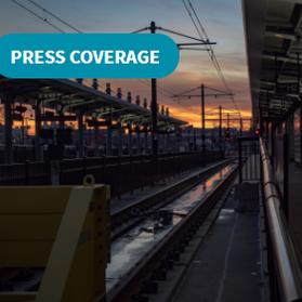《NJ Transit紐澤西交通公立公共運輸公司報導》
