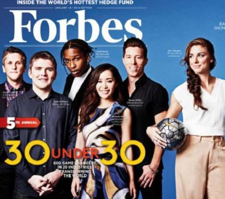 《Forbes富比士報導》