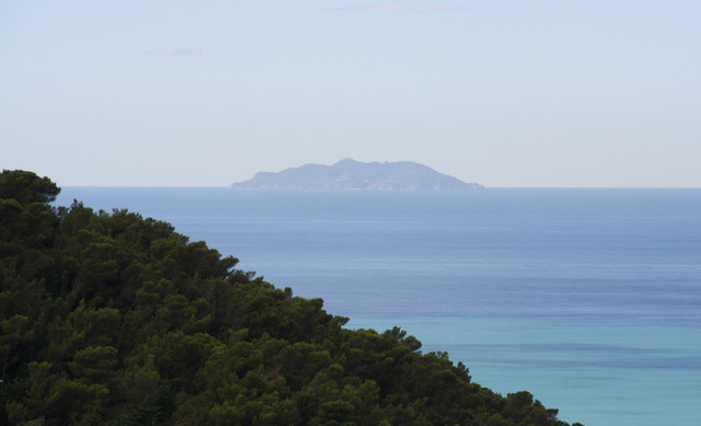 Isola di Gorgona, Toscana