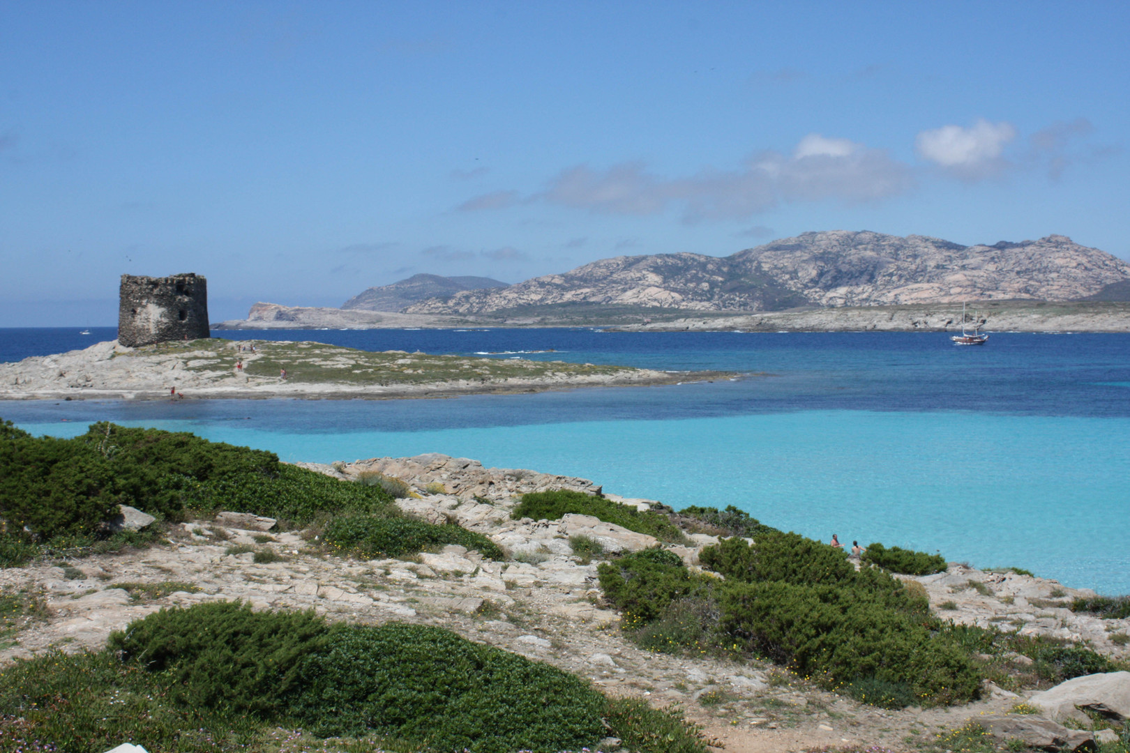 Stintino, Torre Pelosa e Asinara, Sardegna