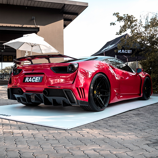 Automotive Builds by RACE!