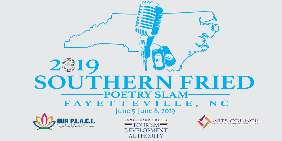 2019 Southern Fried Poetry Festival: Hip Hop Open Mic