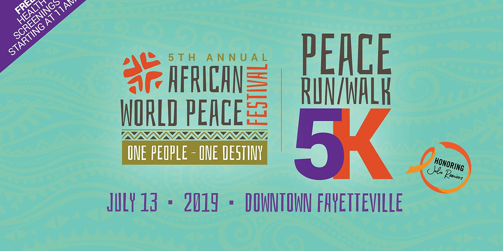 African World Peace 5K