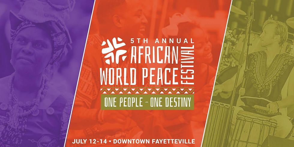 5th Annual African World Peace Festival