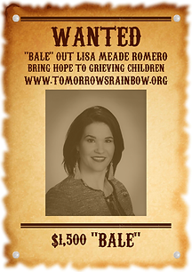 Lisa Meade Romero WANTED BW.png