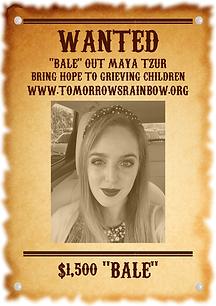 Maya Tzur Wanted.png
