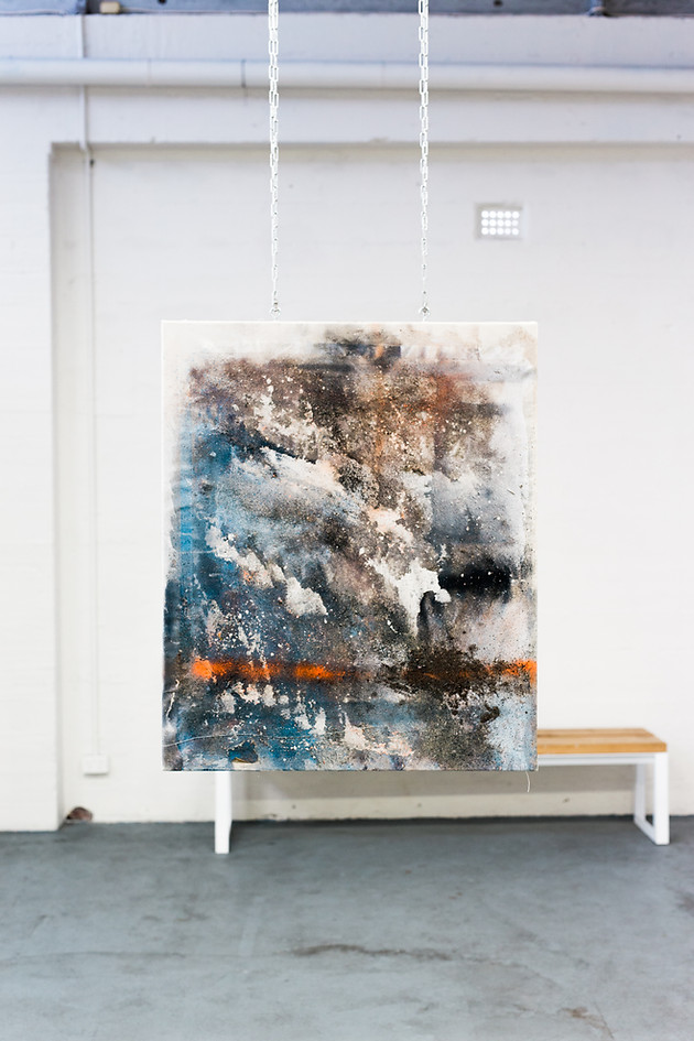 Installation Shot, SEVEN, MONA FOMA x SAWTOOTH, 2018