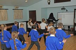 Megan from QUEGs teaches us Dance