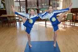 Gymnastics winners at QEGs 2019