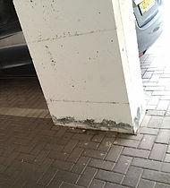 ירידת ערך לעמוד הבניין