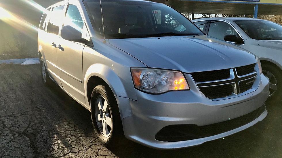 2012 Dodge Grand Caravan!