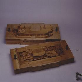 砂型用木型1