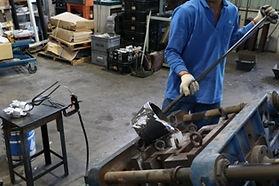 小ロット試作鋳造