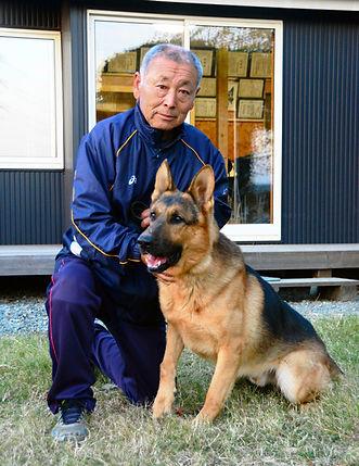 須永武博トレーナー