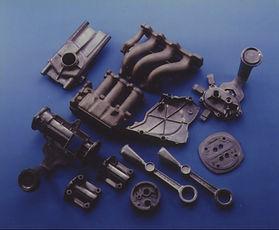 鋳造物製品