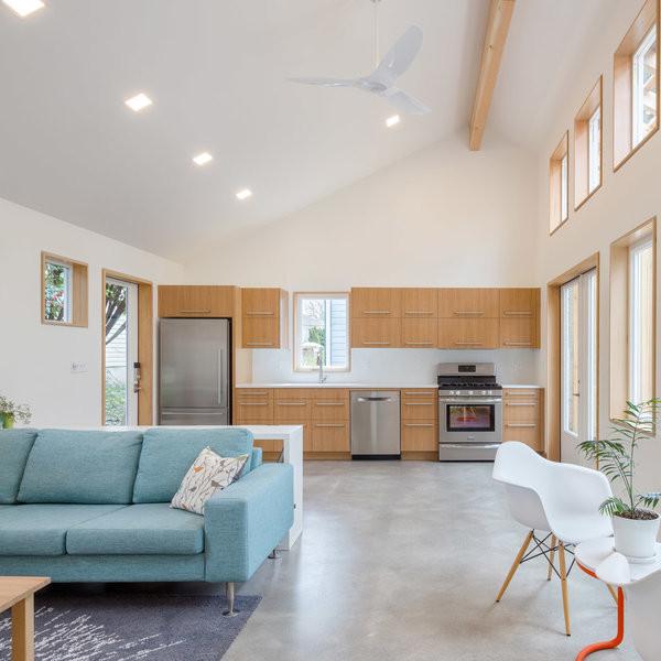 Leslieville Laneway Suite