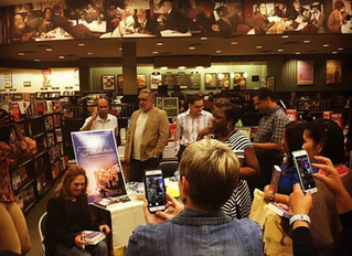 My self-publishing journey: Holding a book signing at  Barnes and  Noble