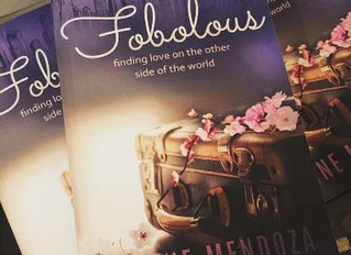 The Fobolous Book Launch at A Space Manila: Finding a gem on the other side of the world