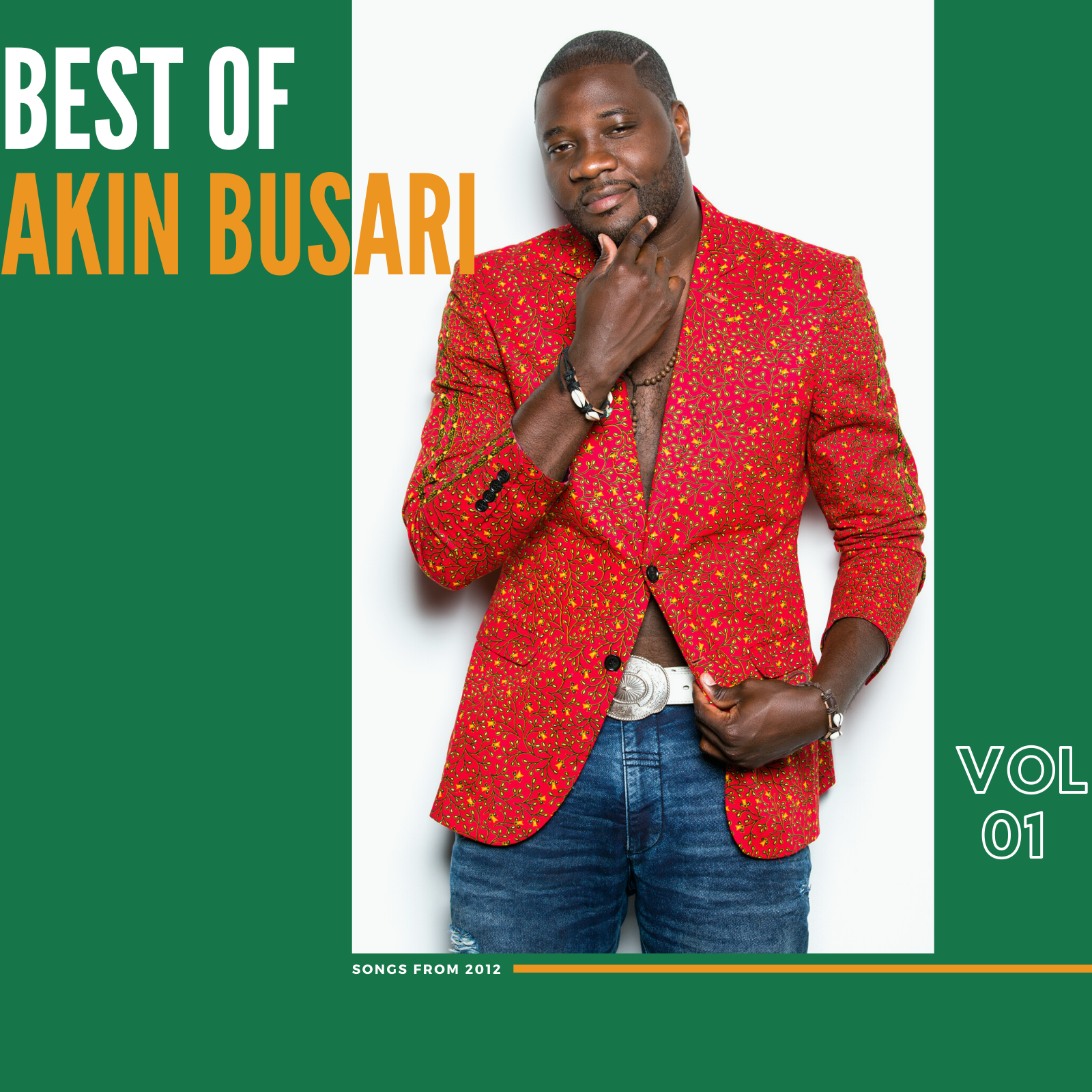 Best Of Akin Busari, Vol. 1-2