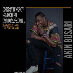 Best of Akin Busari vol 2-4