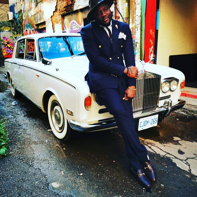 Akin Busari releases Gentleman music video